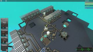 Roblox: The LARGEST Mechanism base EVER