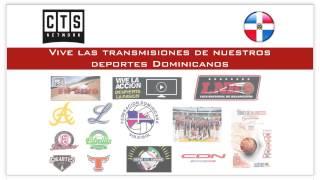canales de television dominicanos y emisoras en vivo dominicanas www.ctsnetwork.tv