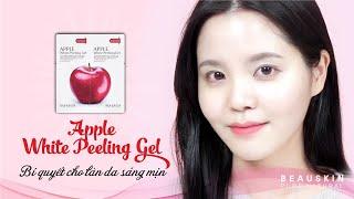 Tẩy da chết táo Beauskin Apple White Peeling Gel