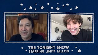 David Dobrik Reacts to Being Called Generation Z's Jimmy Fallon