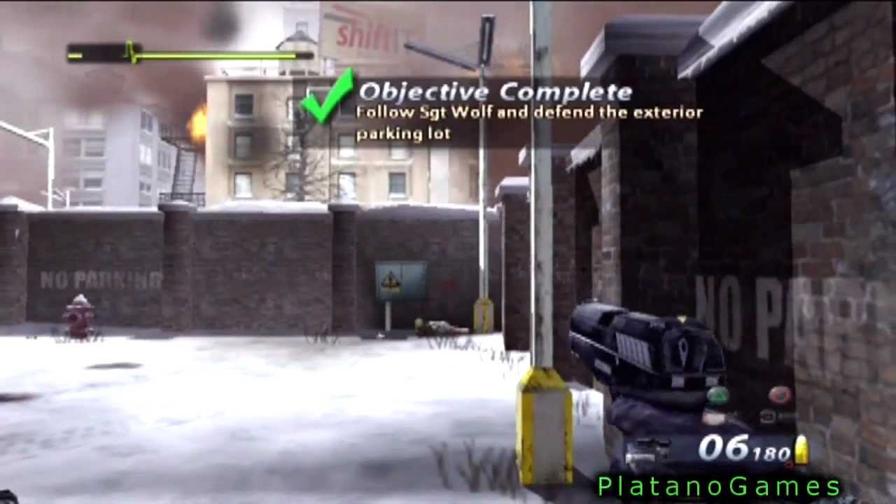 ps2 first person shooter games