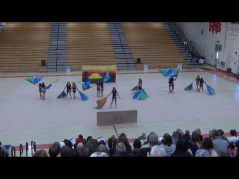 Lisa J Mails Elementary School Color Guard Championships