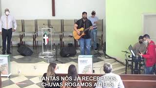 #125 - Culto Online   Rev. Robson Ramalho