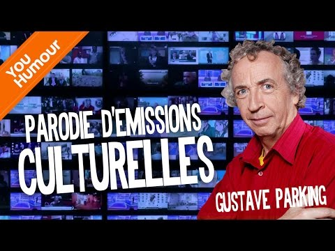 GUSTAVE PARKING - Parodie d'émission TV