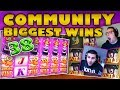 Community Biggest Wins #38 / 2018
