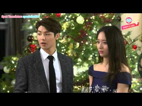 ENG SUB f(x) Krystal The Heirs ep 18 cut