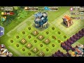 Lets Play Castle Clash Episode 10: Best Defense for Level 15 Town Hall