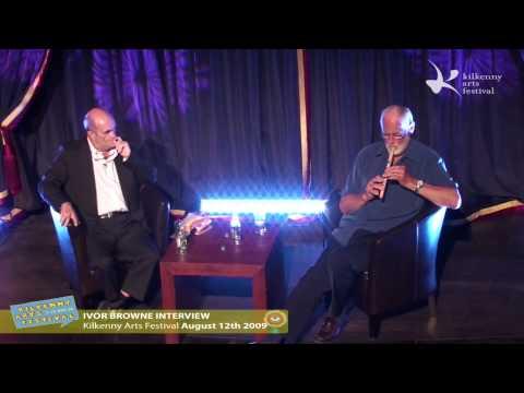 Ivor Browne (1) - Kilkenny Arts Festival