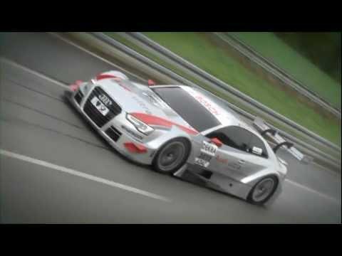 Audi A5 DTM Official Trailer