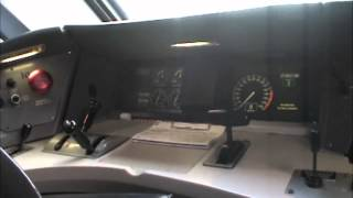 Amtrak Acela Cab Tour