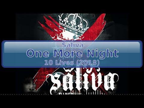 Saliva - One More Night [HD, HQ]