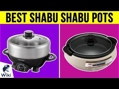 10 Best Shabu Shabu Pots 2019