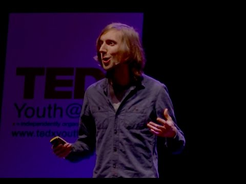 Join The Gleaning Revolution | Martin Bowman | TEDxYouth@Bath
