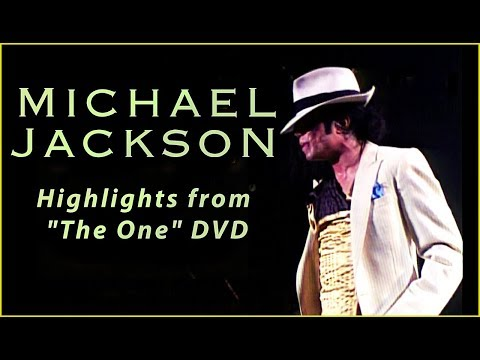 😱👌 Michael Jackson - Highlights from 'The One' DVD 😱👌