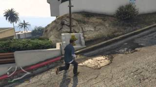 GTA 5 XBOX ONE GAMEPLAY RICHEST AND BEST ROAD IN THE GAME BIGGEST HOUSE!