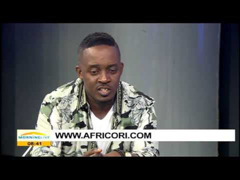 Nigerian musician, M.I Abaga in South Africa