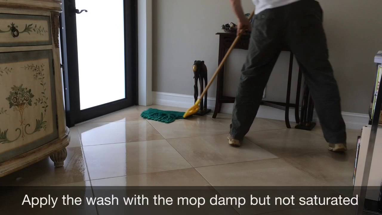 Routine tile floor cleaning youtube routine tile floor cleaning dailygadgetfo Gallery