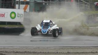 Rallycross testdag eurocircuit 2015: crash, spins en drifts HD