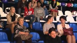 В Красногорске состоялся танцевальный турнир