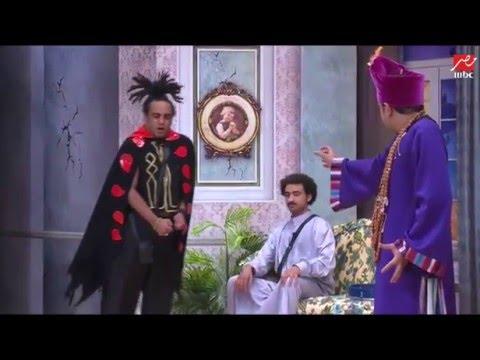 مصطفى خاطر يقلد إسماعيل يس ..  هل أعجبك ؟