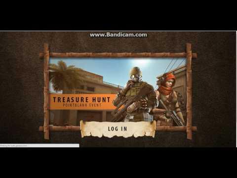 Event Treasure hunt PB Garena