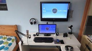 getting my new desk ikea malm vlog 1 0