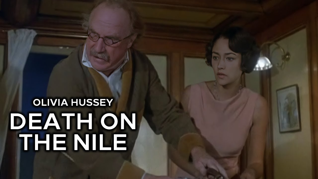 Download Olivia Hussey in Death on the Nile (1978) - (Clip 3/4)