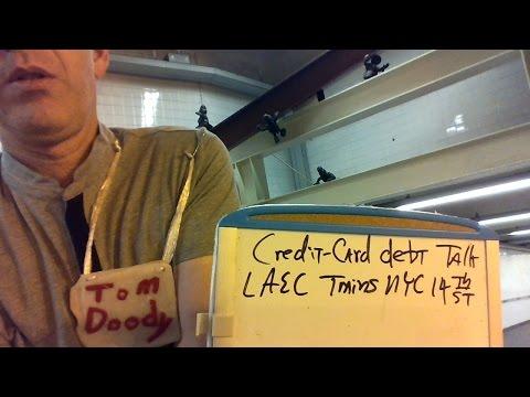 credit-card debt talk