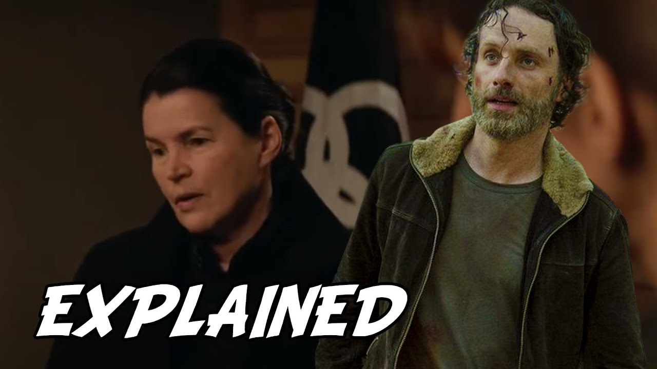Download Rick Grimes Movie Story Plot Revealed In World Beyond Season 2 Episode 4 Explained