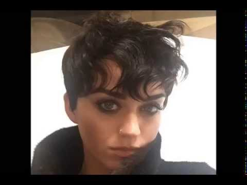 Katy Perry Hair Cut Asked Stylist To Make Her Look Like Kris Jenner