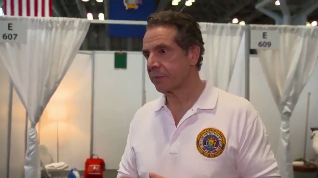 DEEP STATE CUOMO JUST GOT BUSTED