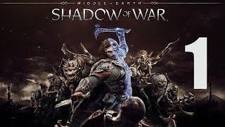 Mittelerde: Schatten des Krieges #1 Epischer Einstieg | Middle-earth: Shadow of War Gameplay German