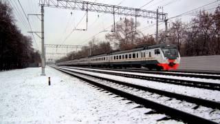 Электропоезда ЭД4М-0452