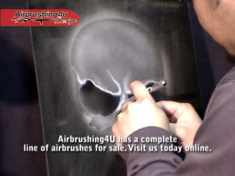 Airbrushing4U Stencil DVD