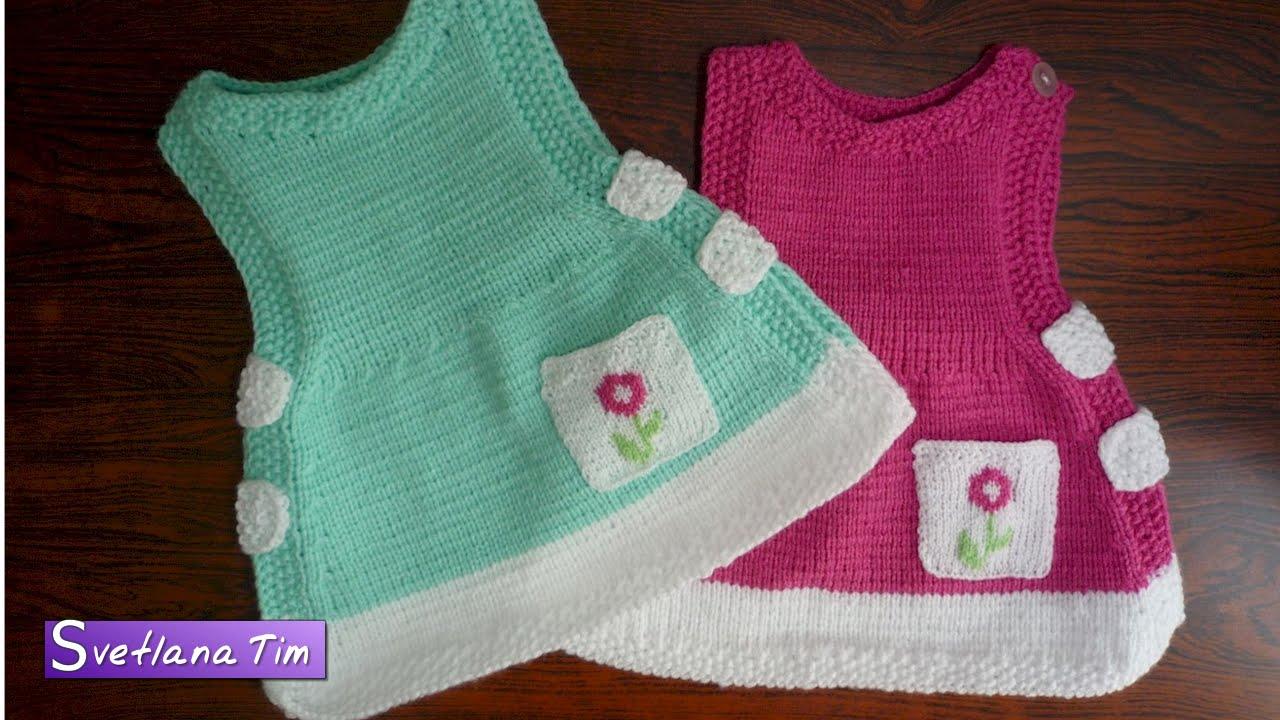 платье накидка для девочек 3 18 месяцев вязание спицами 365
