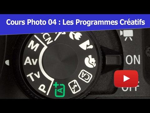 Les programmes d'exposition - Cours Photo 04