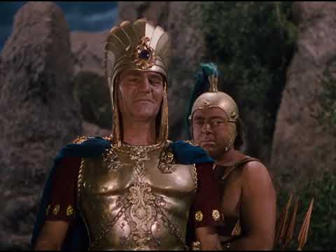 Samson and Delilah (1949) Türkçe Dublaj Tanıtım -NFSG