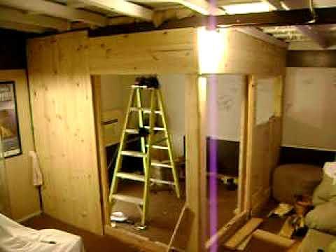 Home studio faze 1drum room  YouTube