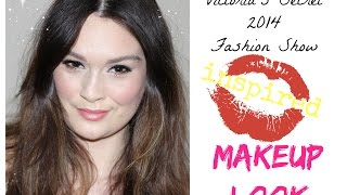Victoria's Secret Makeup Look 2014 Thumbnail