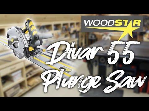 Woodstar Plunge Saw