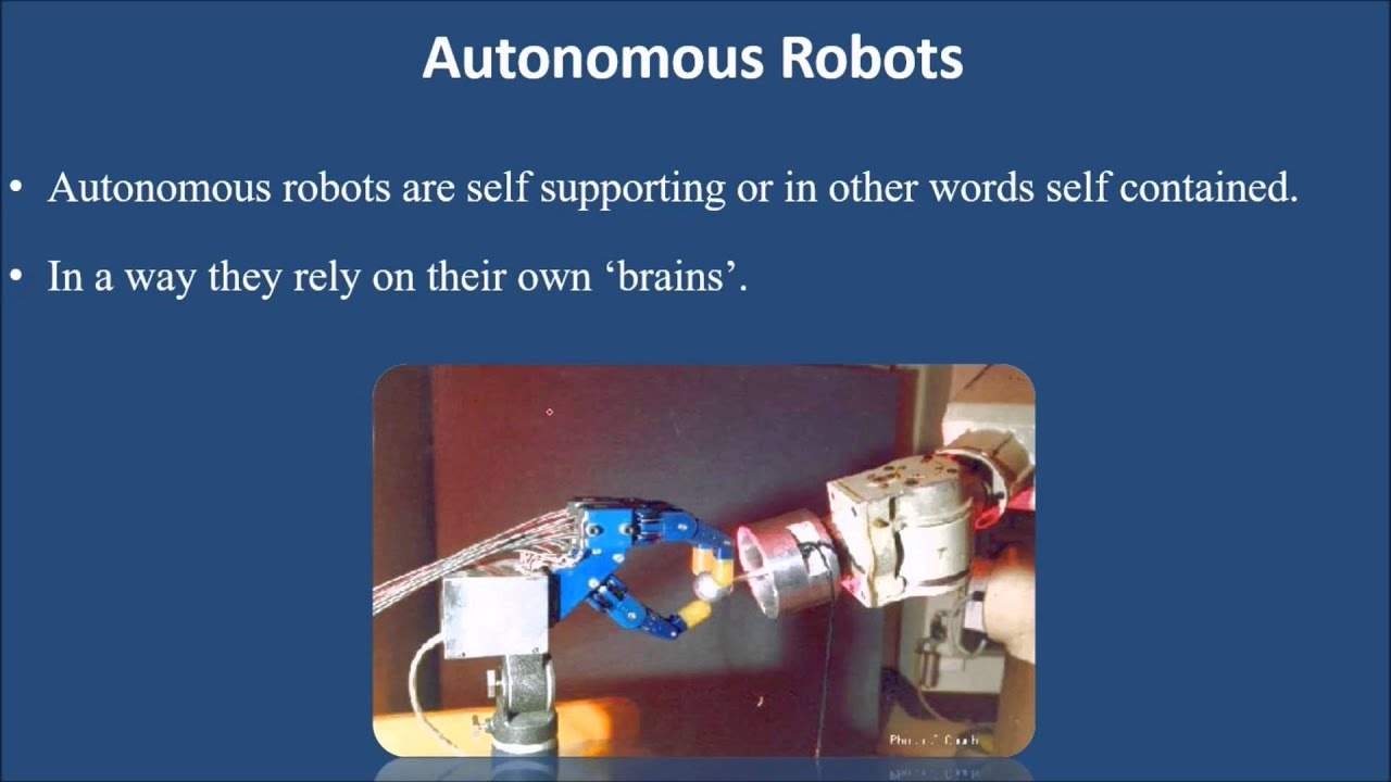 INTRODUCTION TO ROBOTICS IN HINDI
