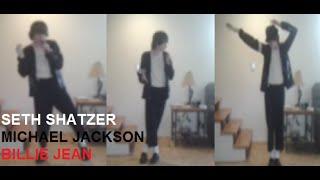 Michael Jackson Billie Jean Live In Bucharest 1992 DWT Seth Shatzer MJ Impersonator
