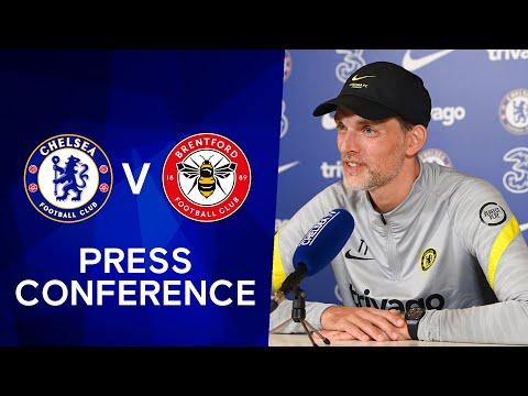 Thomas Tuchel Live Press Conference: Chelsea v Brentford   Premier League