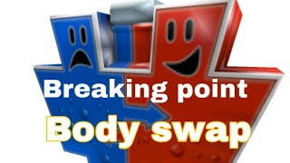 Swapping accounts (part three) (breaking point mobile)