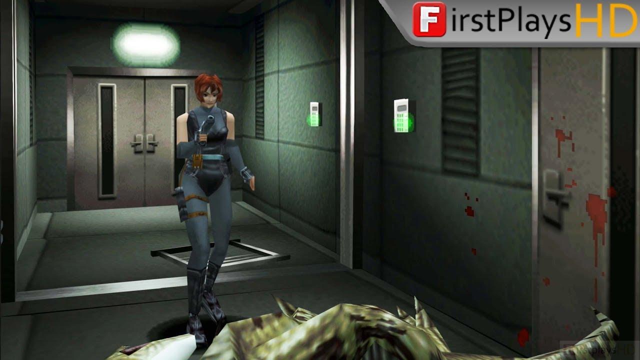 Dino Crisis (1999) - PC Gameplay / Win 10