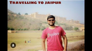 JAIPUR DAIRIES.! ! !  TRAVEL VLOG. . INDORE TO JAIPUR. .