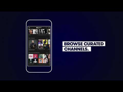 Free mobile music streaming | Stingray Music mobile app