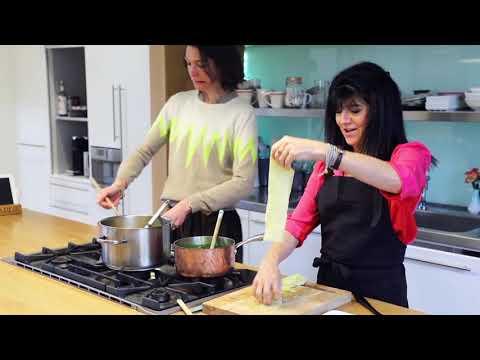 Emma Freud Cooks For Thomasina Miers - BBC Good Food