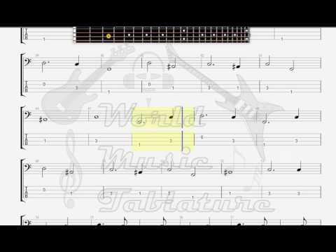 Dire Straits   Romeo And Juliet BASS GUITAR TAB