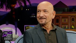 Why Was Sir Ben Kingsley's Childhood Nickname 'Cupid'?